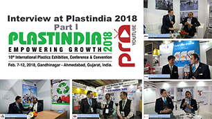 Issue 131 - Plastindia 2018 Interview Part 1- A record breaking fair show