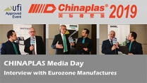 Issue 156 - CHINAPLAS Media Day. Interview with Eurozone Manufactures