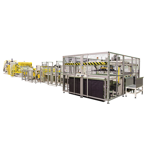 Co-Extrusion Two Layer HIPS/GPPS Sheet Extrusion Machine