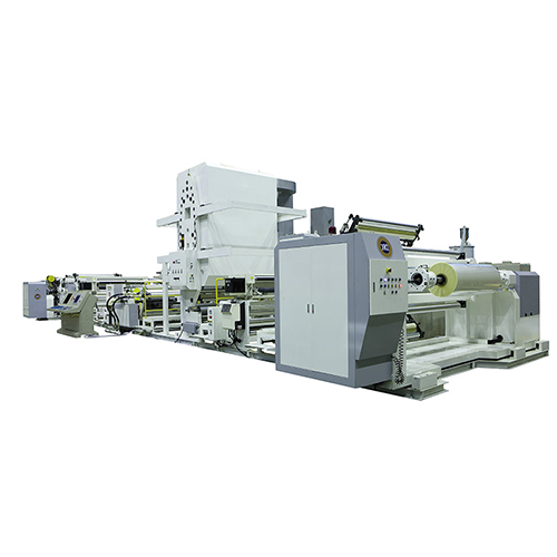 Extrusion Lamination Machine For thermo machine