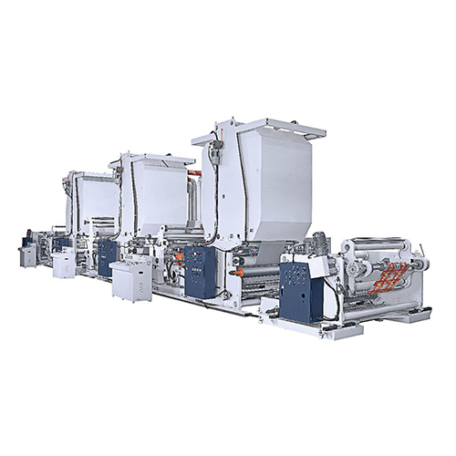 Triple Extruder Machine (YSJ)
