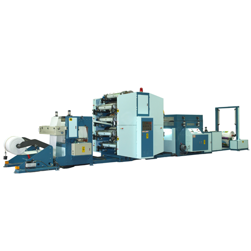 Double-Side 3-7 Color Roll to Roll Printing Machine (Indirect Printing Method)