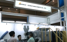 Genius Machinery In Plastics & Rubber Indonesia 2016