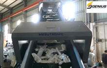 KRIEGER 100_Cutter Compactor Plastic Recycling Machine_3 Em 1
