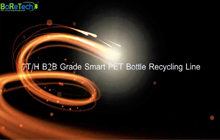 7D / H Smart PET Recycling in China